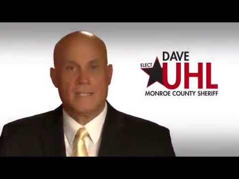 Dave Uhl for Monroe County Sheriff