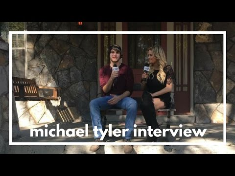 Michael Tyler  Talk Somewhere On A Beach, Music Video, and More!