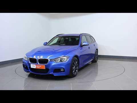 BMW 3 Series 2.0 320d M Sport Touring Sport Auto 5dr Video