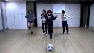 글램 - I LIKE THAT dance practice