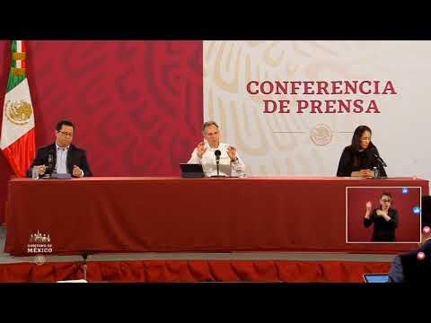 Conferencia #Coronavirus #COVID19 - Viernes 3 De Abril De 2020