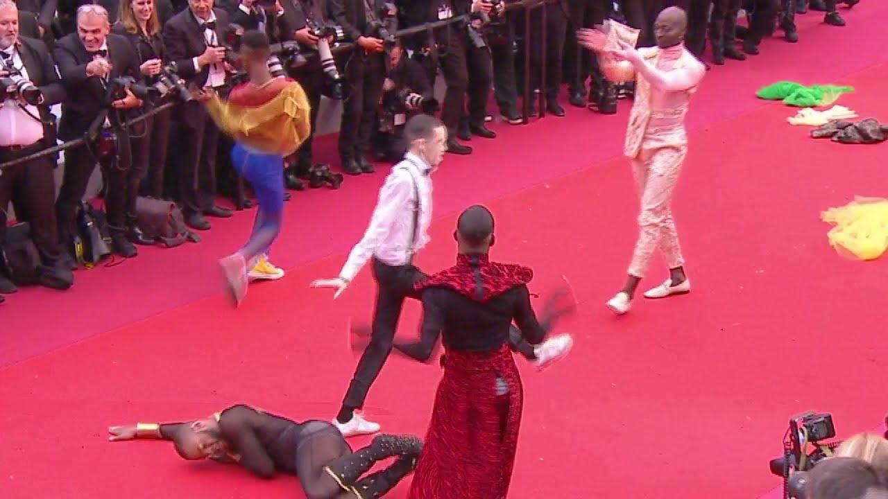 categorie tapis rouge voguing sur les marches cannes 2019