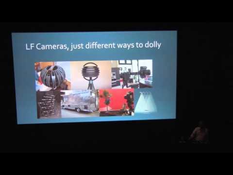 Light Field Imaging: The Future of VR-AR-MR- Part 2: Mark Bolas