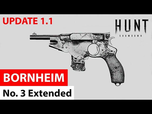 Bornheim No. 3 Extended (update 1.1) | Hunt: Showdown