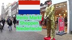 Venlo Markt Shopping Tour  Niederlande