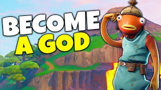 How To Become A GOD In Fortnite Season 8