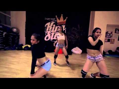 Twerk choreography by Jamie / Eric Bellinger [Focused on you]