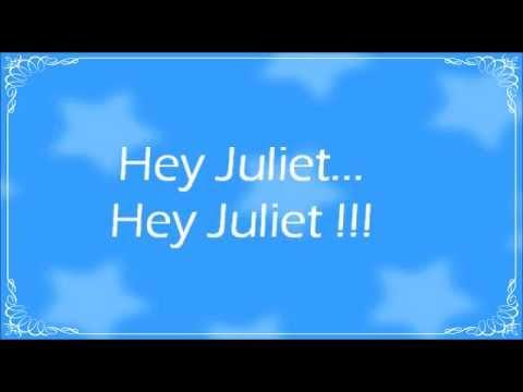 Hey Juliet LMNT Lyrics