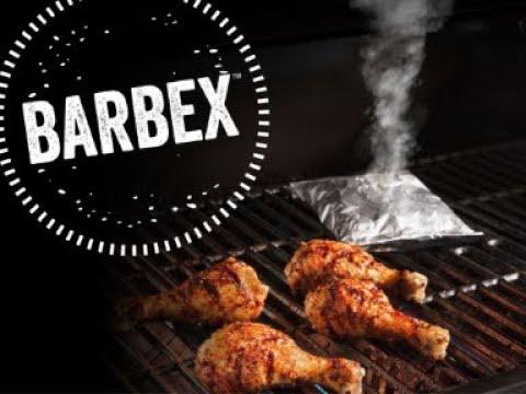 Papillote granules BARBEX BBQ CHARBON DE BOIS