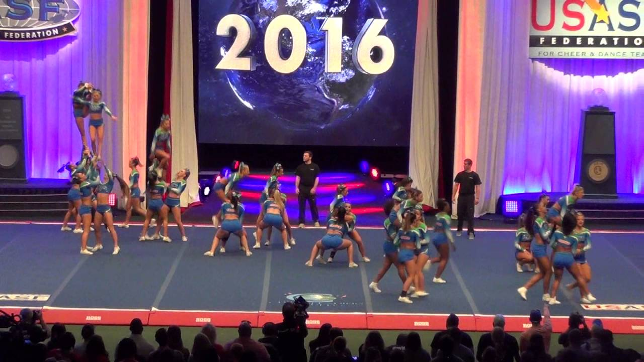 Stingrays Orange Worlds 2016 Day 1