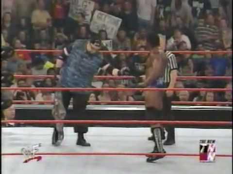 Bubba Ray Dudley (c) vs Booker T Hardcore Championship