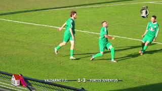 Eccellenza Girone B - Valdarno-Fortis Juventus 1-3
