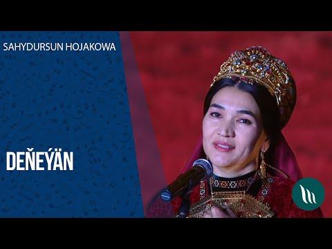 Sahydursun Hojakowa - Deňeýän   2020