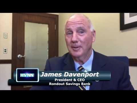 President of Rondout Savings Bank Leaves Legacy