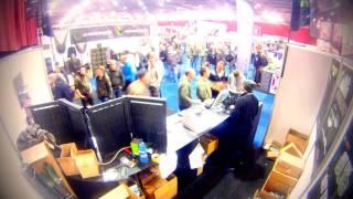 Video Gardner Tackle stand at Carp Zwolle 2014 Time Lapse download MP3, 3GP, MP4, WEBM, AVI, FLV Oktober 2018