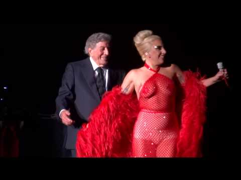 Tony Bennett & Lady Gaga  - I Can't Give You Anything But Love - Live Concord, CA 5/28/15