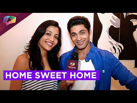 IF EXCLUSIVE: Ruslaan Mumtaz's lovely HOME tour