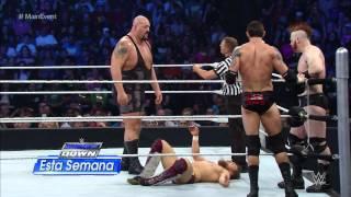 WWE en Espanol: 9 de Abril, 2015