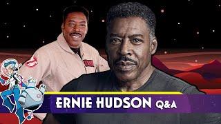 Ernie Hudson Q&A
