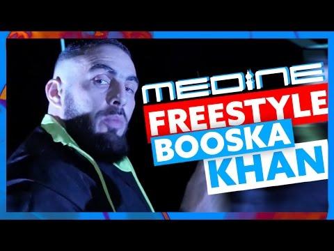 Freestyle Médine | Booska'Khan