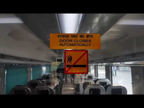 Mumbai Shatabdi Express get ultra-luxury 1st AC Chair Car Anubhuti coaches