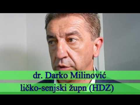 Starčević novi gradonačelnik Gospića, snimio Marko Čuljat Lika press