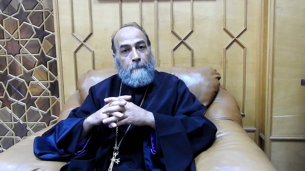 Daraa Priest, Father Gerges Rizk, on What Really Happened in Daraa 2011