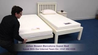 Julien Bowen Bercelona Guest Bed