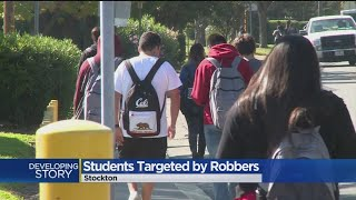 Students Targeted By Robbers