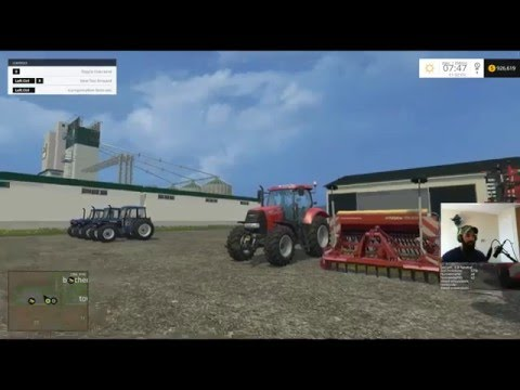 Farming Simulator 15 - Hoosier Map - How cool can it be?