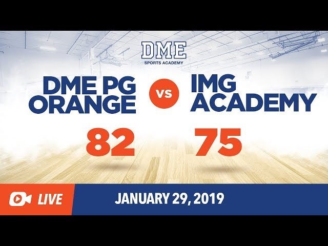 DME Orange vs. IMG
