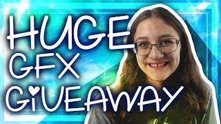 GIVING AWAY GFX LIVE PART 2!!! COME GET A FREE GFX - Roblox GFX Livestream Giveaway 2