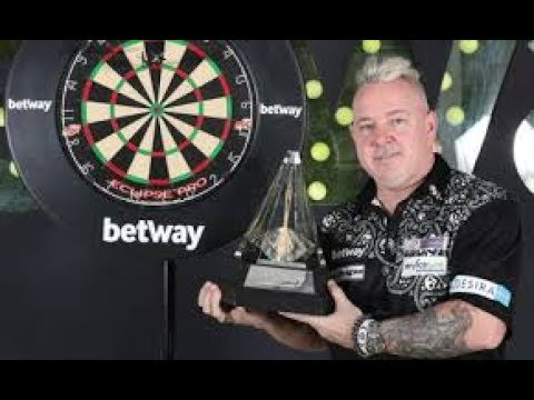 Peter Wright 170 Checkout/ High finishes/ 9 Darter attempt and 9 Darter