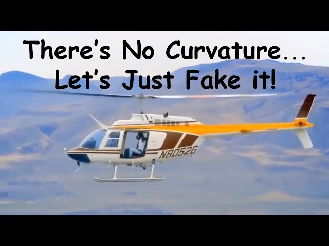There's No Curvature ... Let's Just Fake It! - Re-uploaded