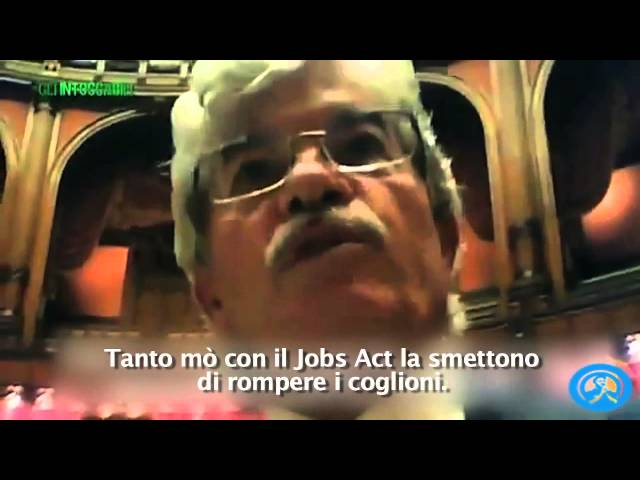 Job Acts vs Razzi