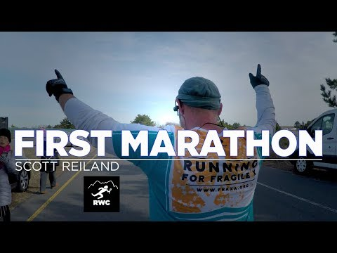 First Marathon | Scott Reiland