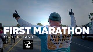 First Marathon | Scott Reiland