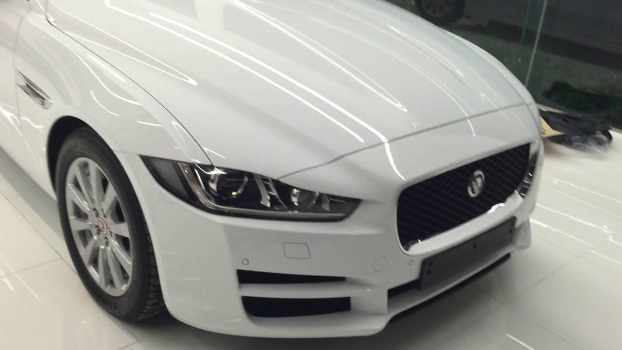 Jaguar XE | Jaguar XE Car | White Jaguar XE