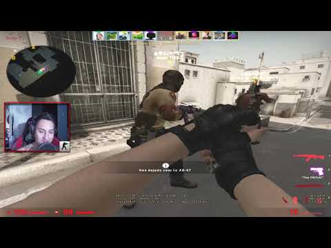 RUMBO A GLOBAL ELITE! - Dust 2 - Counter-Strike: Global Offensive #33 thumbnail