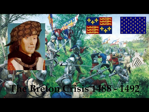 What was the Breton Crisis?