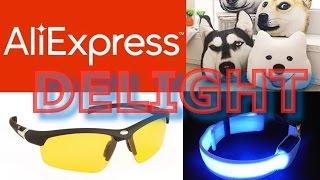 Товары из Aliexpress. Авто очки,  Подушка,  Ошейник