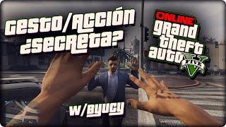 Easter Egg/Secreto - GTA V ONLINE PC|►Acción/Gesto Oculto 99,99% FUNCIONA◄