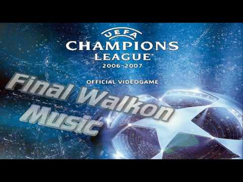The Final Walkon Music - UEFA Champions League 2006-2007 Soundtrack | HD |