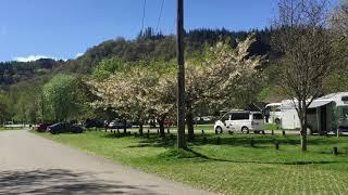 Betws Y Coed Motorhome Parking Area