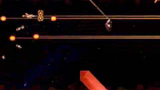 [PSP] Gradius Collection Gameplay
