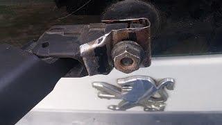 Réparation essuie-glace arrière 307
