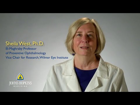Dr. Sheila West | Ophthalmology
