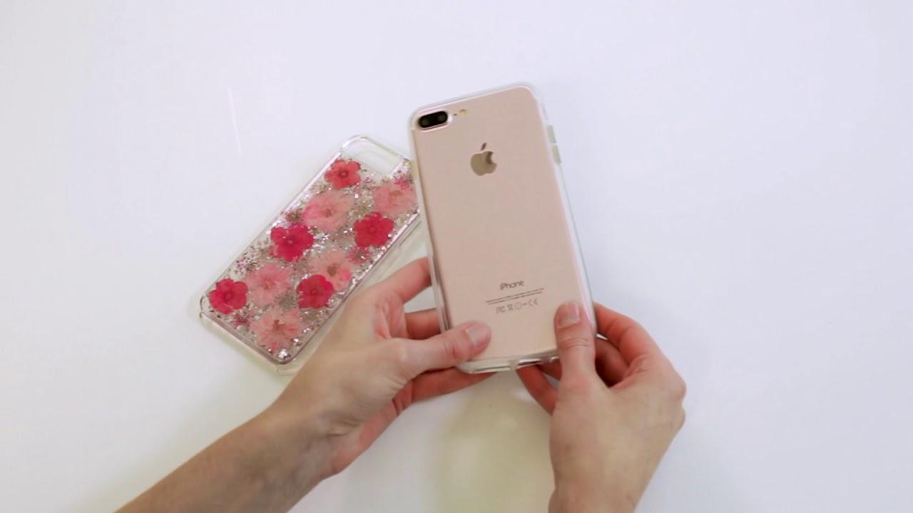 size 40 6758c 4a72a Case-mate Karat - Etui / obudowa iPhone 8 / 7 / 6s / 6 (różowy)