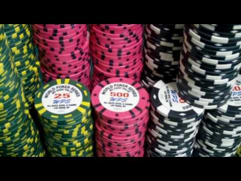 Custom Poker Chips - Original WPS