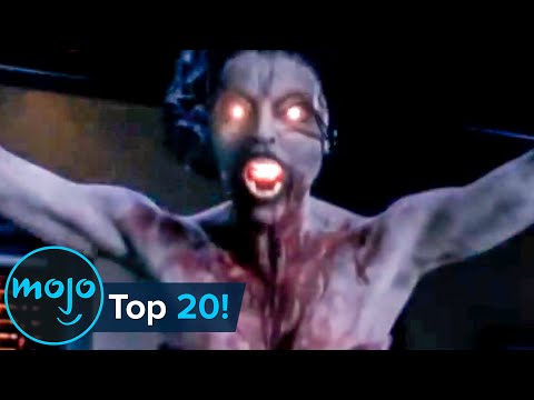 Top 20 Terrifying Female Creatures From Myths And Legends